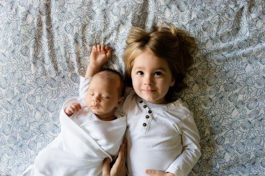 可愛い子どもたち