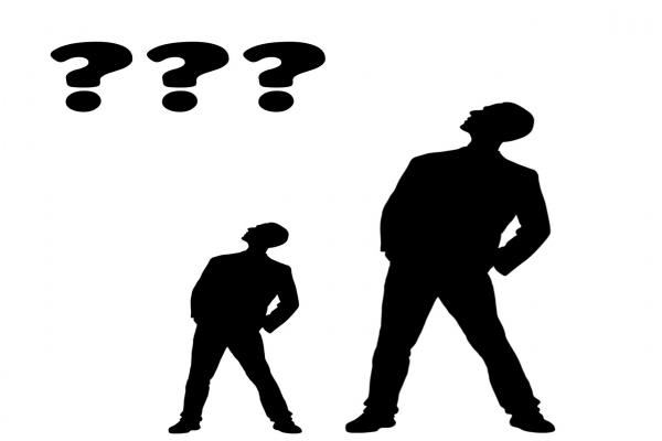男性の疑問