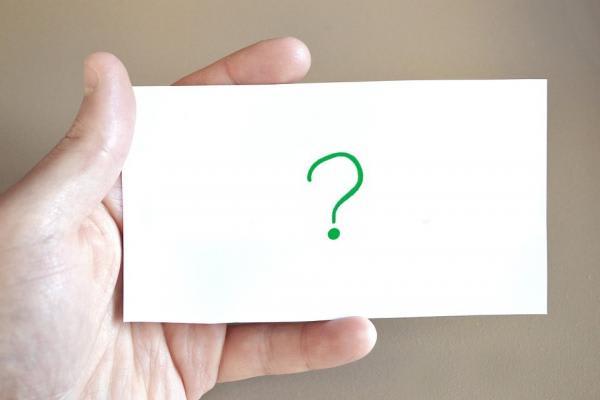 ?のカード