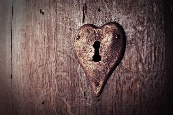 鍵穴の画像
