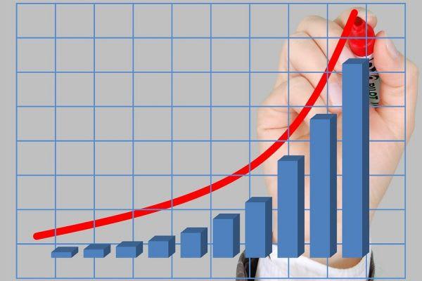 棒グラフと線グラフ