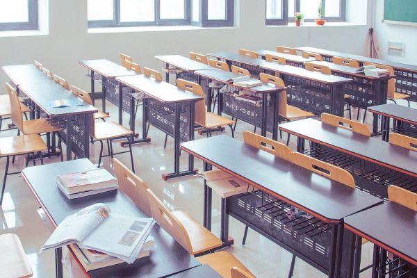補習所の教室イメージ