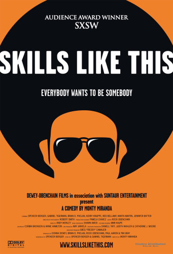 Skills Like This Movie Poster.