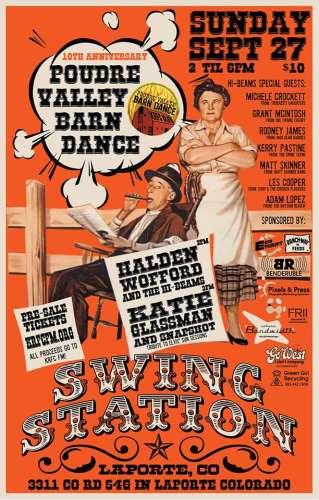 Poudre Valley Barn Dance, 2017.