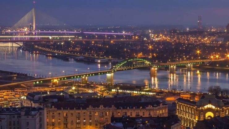 Beograd – Lokalan prevoz selidbenih stvari