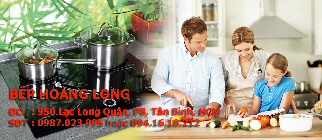 Bếp Hoàng Long - Giao Hàng Miễn Phí & Lắp Đặt Toàn Quốc