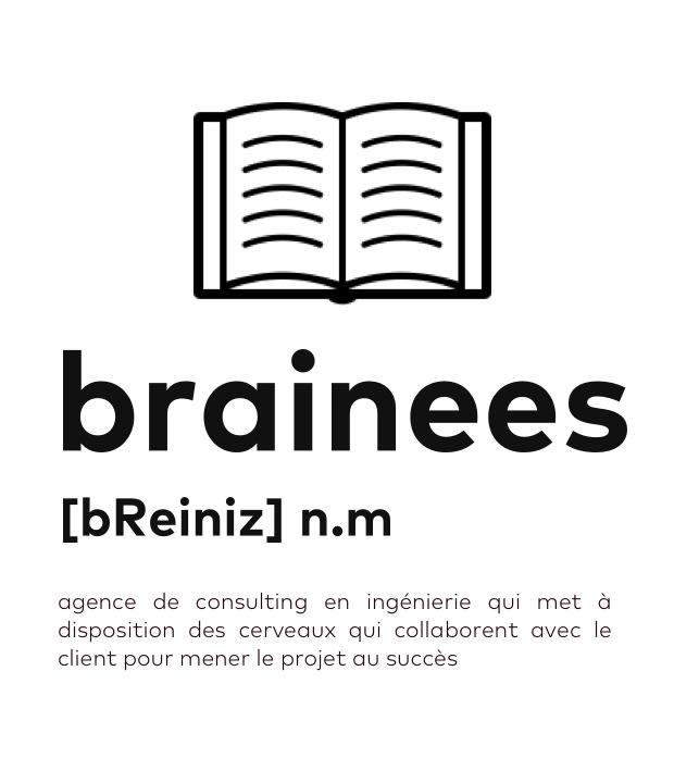 définition de brainees