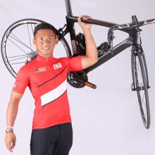 Home Cycling Jersey ICF