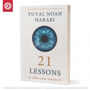 21 LESSONS 21 Adab untuk Abad ke 21
