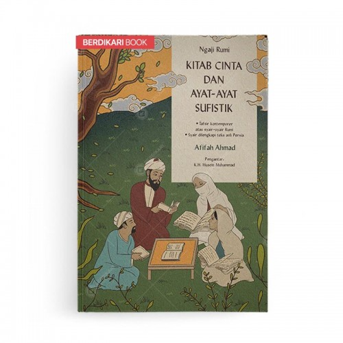 Ngaji Rumi Kitab Cinta dan Ayat-ayat Sufistik