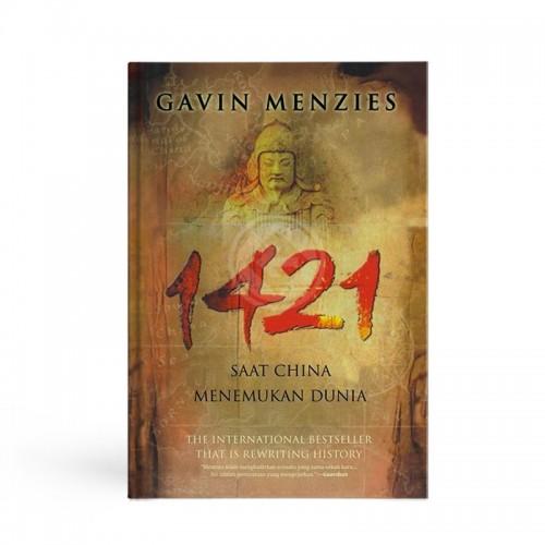 1421 Saat China Menemukan Dunia
