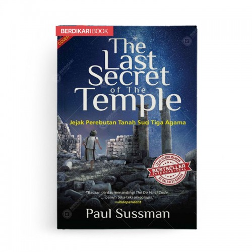 The Last Secret of The Tample - Jejak Perebutan Tanah Suci Tiga Agama