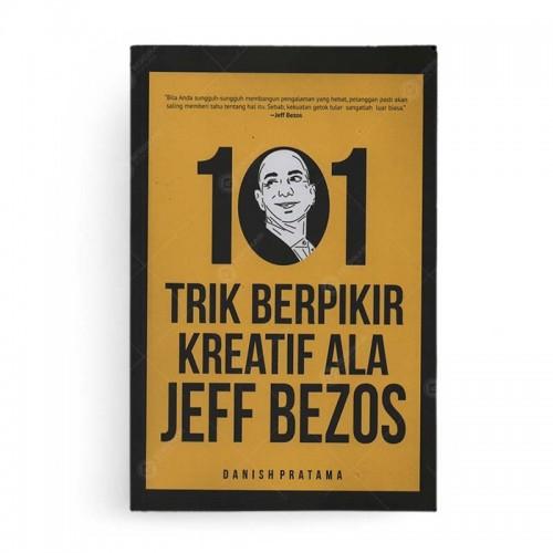 101 Trik Berpikir Kreatif ala Jeff Bezos