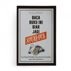 Baca Buku Ini Biar Jadi Sherlock