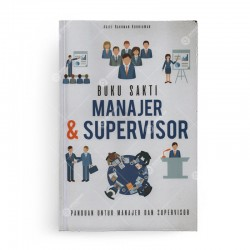 Buku Sakti Manajer dan Supervisor