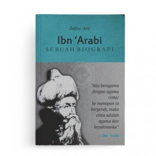 Ibn Arabi Tasawuf dan Teladan Kemanusiaan New Cover