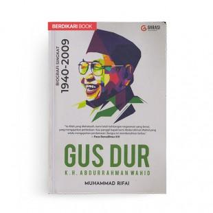 Gus Dur Biografi Singkat 1940-2009 New Cover