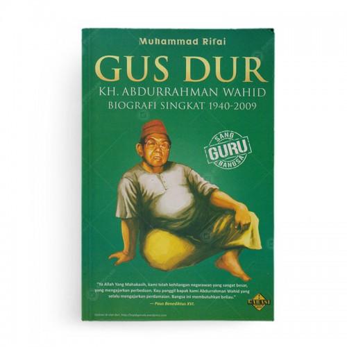 Gus Dur Biografi Singkat 1940 -2009