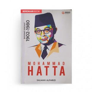 Mohammad Hatta Biografi Singkat 1902-1980 New Cover