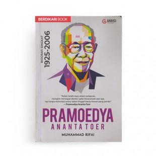 Pramoedya Ananta Toer Biografi Singkat 1925-2006 New Cover
