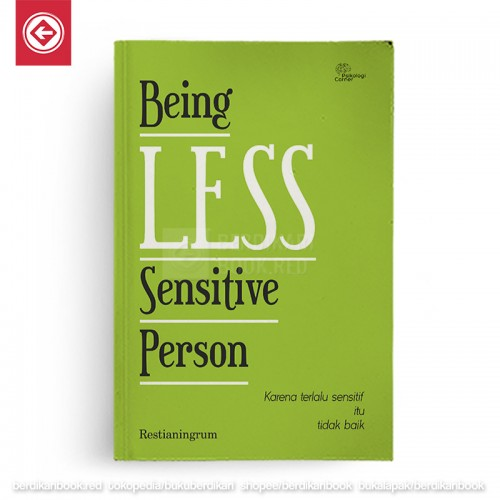 Being Less Sensitive Person