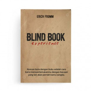 Blind Book Erich Fromm