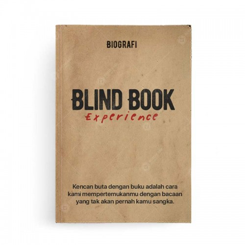 Blind Book Biografi