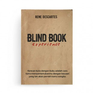 Blind Book Rene Descartes