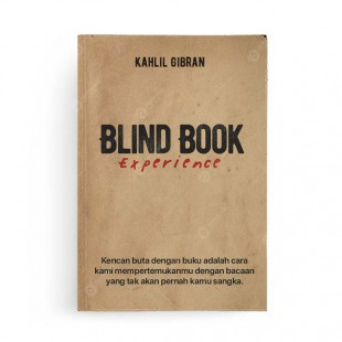 Blind Book Kahlil Gibran