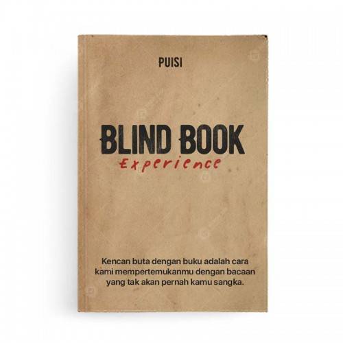 Blind Book Puisi