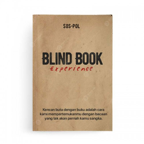 Blind Book Sosial Politik