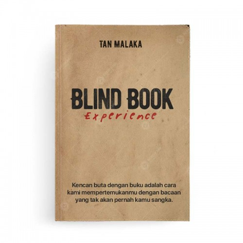 Blind Book Tan Malaka