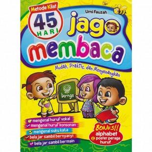 Metode Kilat 45 Hari Jago Membaca