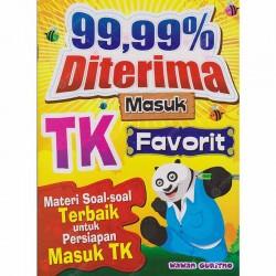 99,99% Diterima Masuk TK Favorit