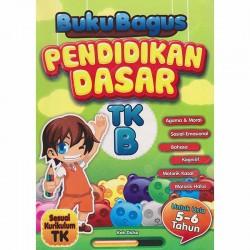 Buku Bagus Pendidikan Dasar TK B