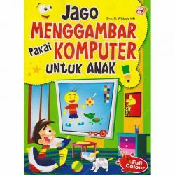 Jago Menggambar Pakai Komputer untuk Anak
