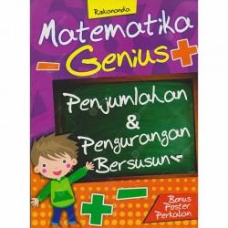 Matematika Genius Penjumlahan dan Pengurangan Bersusun