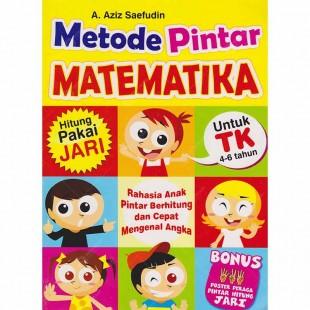 Metode Pintar Matematika untuk TK 4-6 Tahun