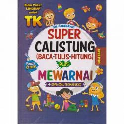 Super Calistung plus Mewarnai