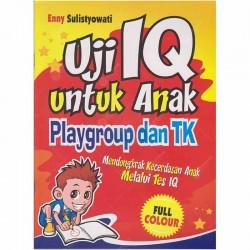 Uji IQ untuk Anak Playgroup dan TK