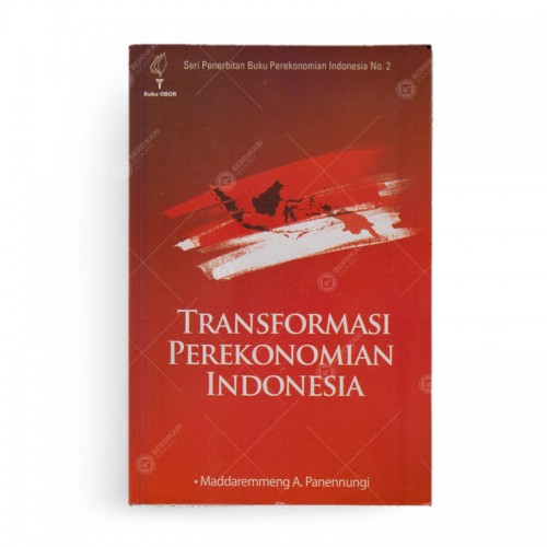 Transformasi Perekonomian Indonesia