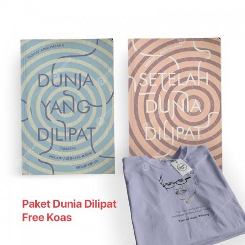 Paket Dunia yang Dilipat Free Kaos