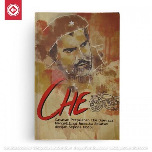 Catatan perjalanan Che Guevara Mengelilingi Amerika Selatan dengan Sepeda Motor