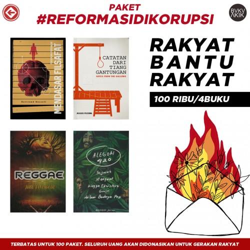 Paket Reformasi Dikorupsi