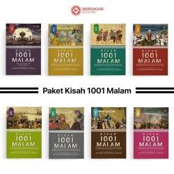 Paket Kita 1001 Malam Jilid 1 - 8