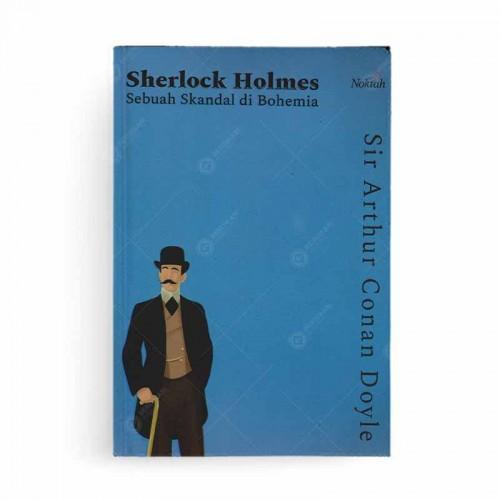 Sherlock Holmes Sebuah Skandal di Bohemia
