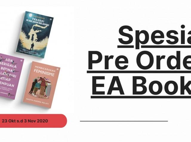 Spesial Pre Order EA Books