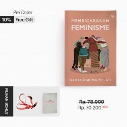 Membicarakan Feminisme New Cover - Pre Order