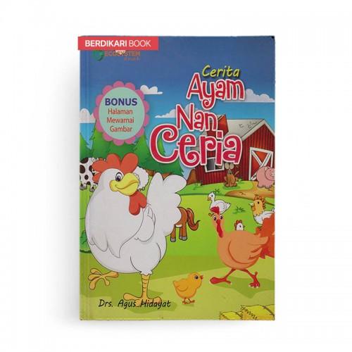 Cerita Ayam Nan Ceria