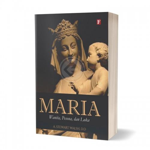 MARIA Wanita Pesona dan Luka